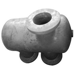 Ductile Iron Air Separator Casting