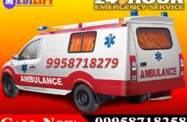 Medilift Road Ambulance Service in Sri Krishna Puri is Available Now | free Classified | Free Advertising | free classified ads