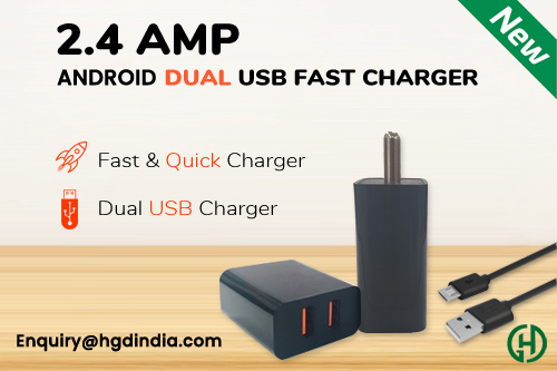 Android 2.4 amp Chargers Manufacturers Company in India | HGD INDIA | free Classified | Free Advertising | free classified ads