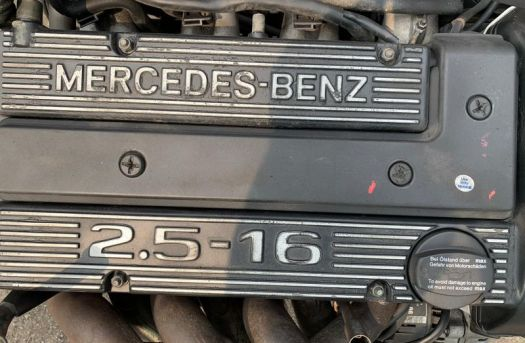 MERCEDES BENZ W201 190E 2.5L 16V M102990 1989 LONG BLOCK ENGINE | free Classified | Free Advertising | free classified ads