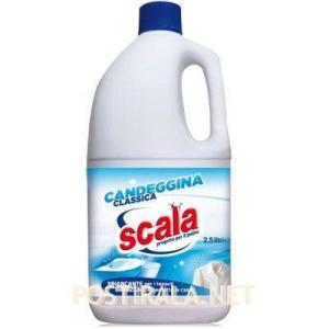 Отбеливатель SCALA Candeggina normale, 2500 ml