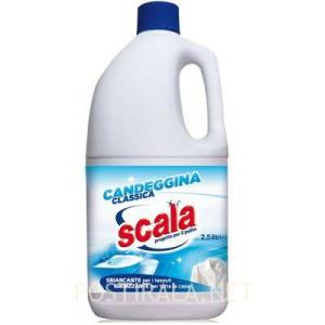Отбеливатель SCALA Candeggina normale, 4000 ml