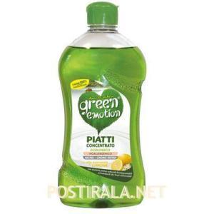 Средство для мытья посуды Green Emotion, 500 ml
