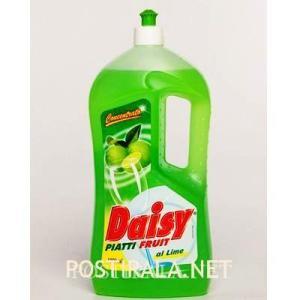 Средство для мытья посуды Daisy Piatti Lime, 1.25lt