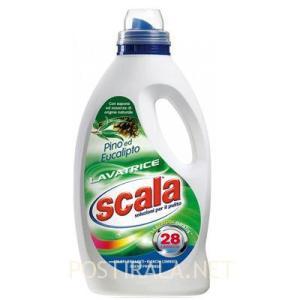 Жидкое средство для стирки SCALA Lavatrice Pino ed Eucalipto, 1500 ml
