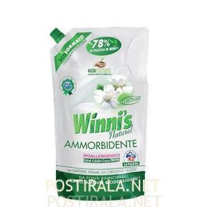 Winni's Ammorbidente Fiori Bianchi, eco formato 1,47 lt