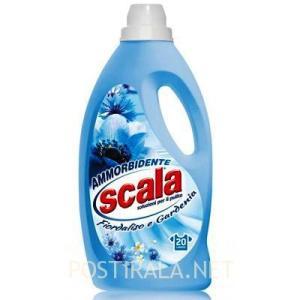 SCALA Ammorbidente Fiordaliso e Gardenia,1700 ml