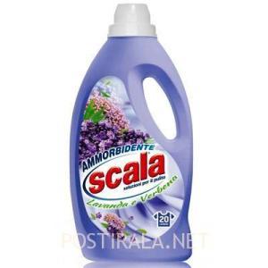 SCALA Ammorbidente Lavanda e Verbena, 1700 ml