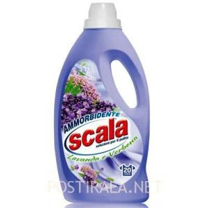 SCALA Ammorbidente Lavanda e Verbena, 1700 ml