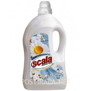 SCALA Ammorbidente Cotone e Camomilla, 3025 ml