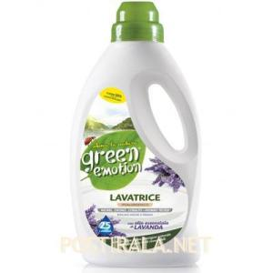 GREEN EMOTION Lavatrice alla Lavanda, 1500 ml