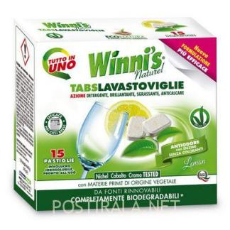 Winni's Tabs Lavastoviglie 15 шт