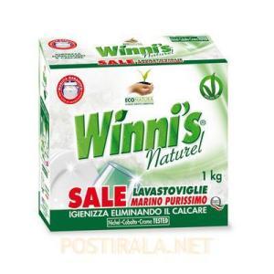 Winni's соль для посудомоечной машины, 1кг