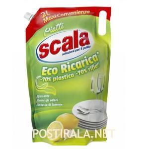 SCALA PIATTI limone 2000 ml в экоупаковке
