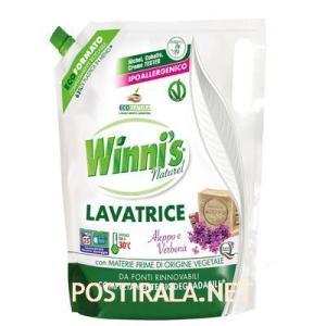 Winni's lavatrice Aleppo e verbena, eco formato 1250ml