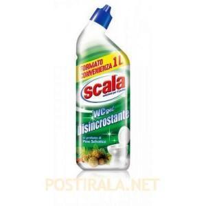 SCALA WC gel Disincrostante, 1000 ml