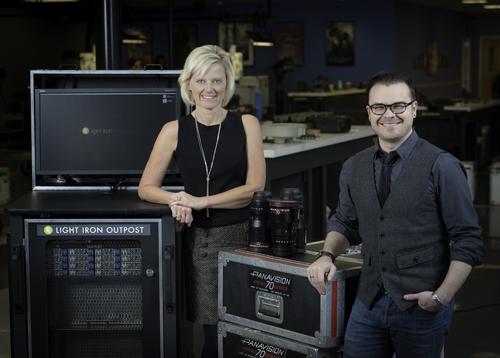Panavision Acquires Light Iron Digital