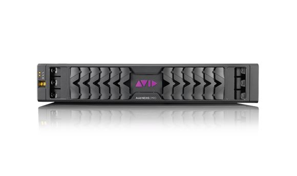 Avid's intelligent shared storage evolves with Avid NEXIS