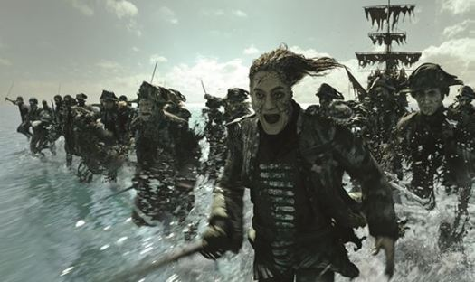 Post Magazine - VFX: <I>Pirates of the Caribbean: Dead Men Tell No ...