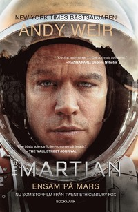 The Martian – Ensam på Mars av Andy Weir
