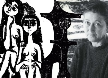 Ξενάγηση στο Μουσείο της Βάσως Κατράκη στο Αιτωλικό