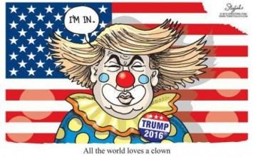 """""""Με τον Donald Trump οι ΗΠΑ θα γίνουν ανέκδοτο"""""""