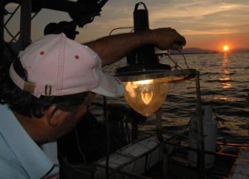 Ψάρεμα, νερόμυλοι και νεροτριβές στην Τριχωνίδα