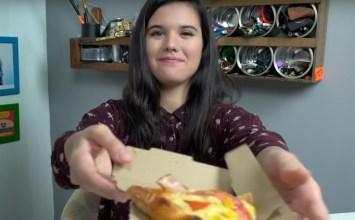 Φτιάξτε πιάτα από κουτί πίτσας – Που πας να φύγεις άτακτο burger ;