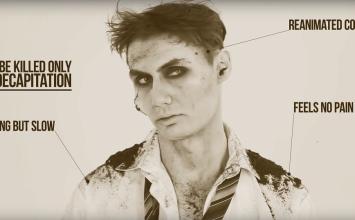 Zombie trend: Μην εμφανιστείτε ποτέ έτσι στη μαμά σας !