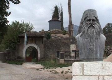 Τσιαμαντάς: Ένα… καντήλι μεγάλωσε τα σύνορα μας με την Αλβανία !