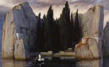 Το Νησί των Νεκρών από τον Sergei Rachmaninov