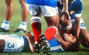 Γαλλία – Γερμανία: Το «δολοφονικό» ματς του 1982 που έγραψε ιστορία