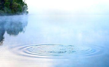 Το νόημα της ζωής: Ένα βότσαλο στη λίμνη