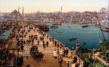 Σπάνιες καρτ ποστάλ από την Κωνσταντινούπολη του 1890