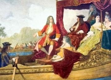 Η Mουσική των Nερών από τον κύριο Handel και η παραδεισένια ελαφρότητα του Baroque