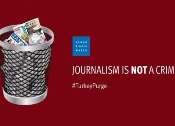 Καμπάνια εναντίον των διώξεων λογοτεχνών και δημοσιογράφων στην Τουρκία
