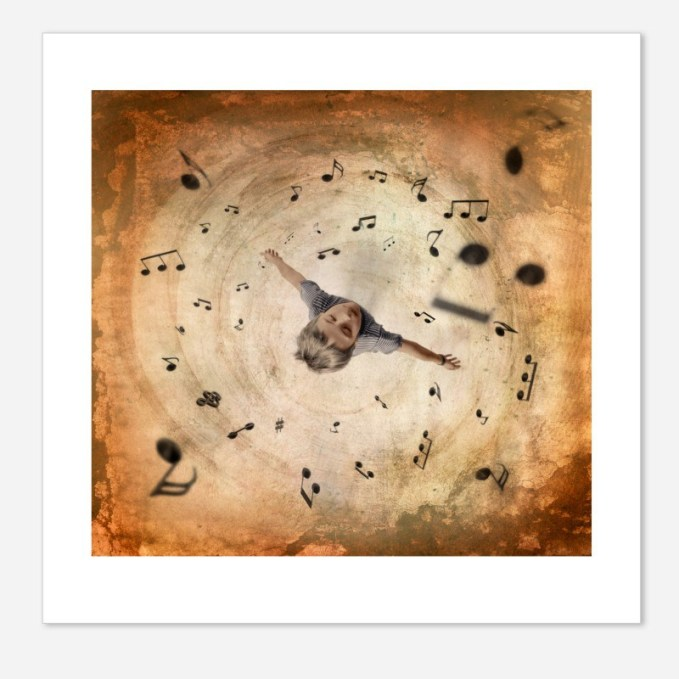 captured-by-music-fine-art-photo