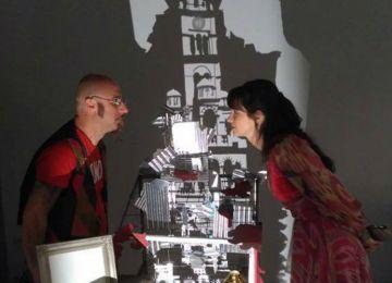 Το καμπαναριό της Σμύρνης από τον καλλιτέχνη σκιών Τριαντάφυλλο Βαΐτση