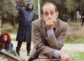 Ο Αλέξανδρος Ζουριδάκης σκηνοθετεί το Αιώνιο Ζευγάρι και εντάσσεται στο Open Theater