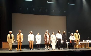 Δον Ζουάν στη Στέγη: Η ανατομία ενός ήρωα – μύθου από τον Μιχαήλ Μαρμαρινό