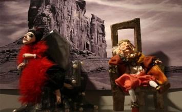 Οι μοναδικές «εικαστικές κούκλες» της Δέσποινας Τσιαπάρα