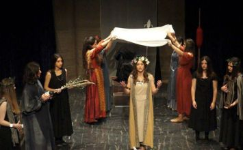 8o Μαθητικό Φεστιβάλ Θεάτρου στο Αγρίνιο