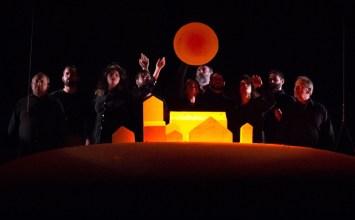 """Το """"Φουέντε Οβεχούνα"""" του Λόπε ντε Βέγα στη σκηνή του ΔΗ.ΠΕ.ΘΕ. Πάτρας"""