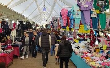 Μία βόλτα στη Χριστουγεννιάτικη Αγορά του Πεδίου του Άρεως VIDEO