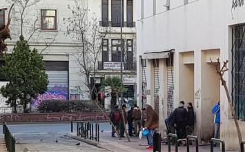 «Όχι σε χώρους επιτηρούμενης χρήσης ναρκωτικών στην Αθήνα – Όχι πειράματα με τον θάνατο στις γειτονιές μας»