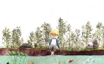 Ένα ποτάμι μέσα μου: Ένα βιβλίο για την ανάγκη των παιδιών να εκφράζουν τα συναισθήματά τους