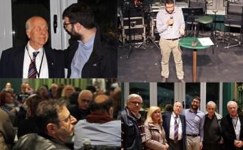 Διάλογος του Νάσου Ηλιόπουλου με τους κατοίκους του Πεδίου του Άρεως