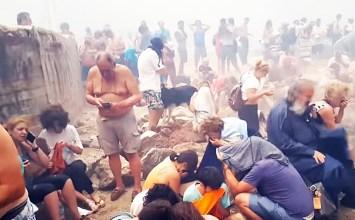 Ένας χρόνος από τις φονικές πυρκαγιές στην Αττική – Συνέντευξη με επιζήσασα