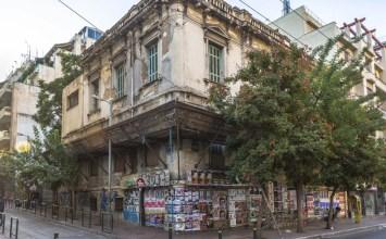 Αποκαλύφτηκε η υπεραγορά ναρκωτικών της οδού Αντωνιάδου