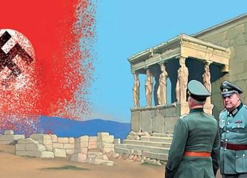 Δεκατέσσερις ιστορίες για την Αθήνα της κατοχής